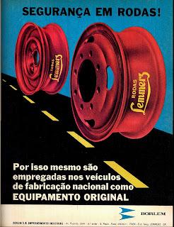 propaganda rodas Lemmerz - 1970. 1970. propaganda carros anos 70.história década de 70; Brazilian advertising cars in the 70s, propaganda anos 70; reclame década de 70. Oswaldo Hernandez;