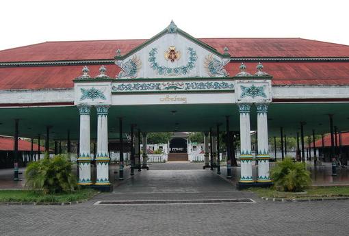Tempat Wisata di Keraton Yogyakarta