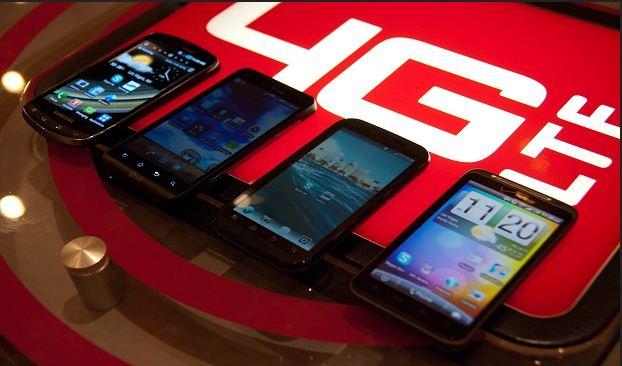 الاجهزة الداعمة ل 4G ميديتل