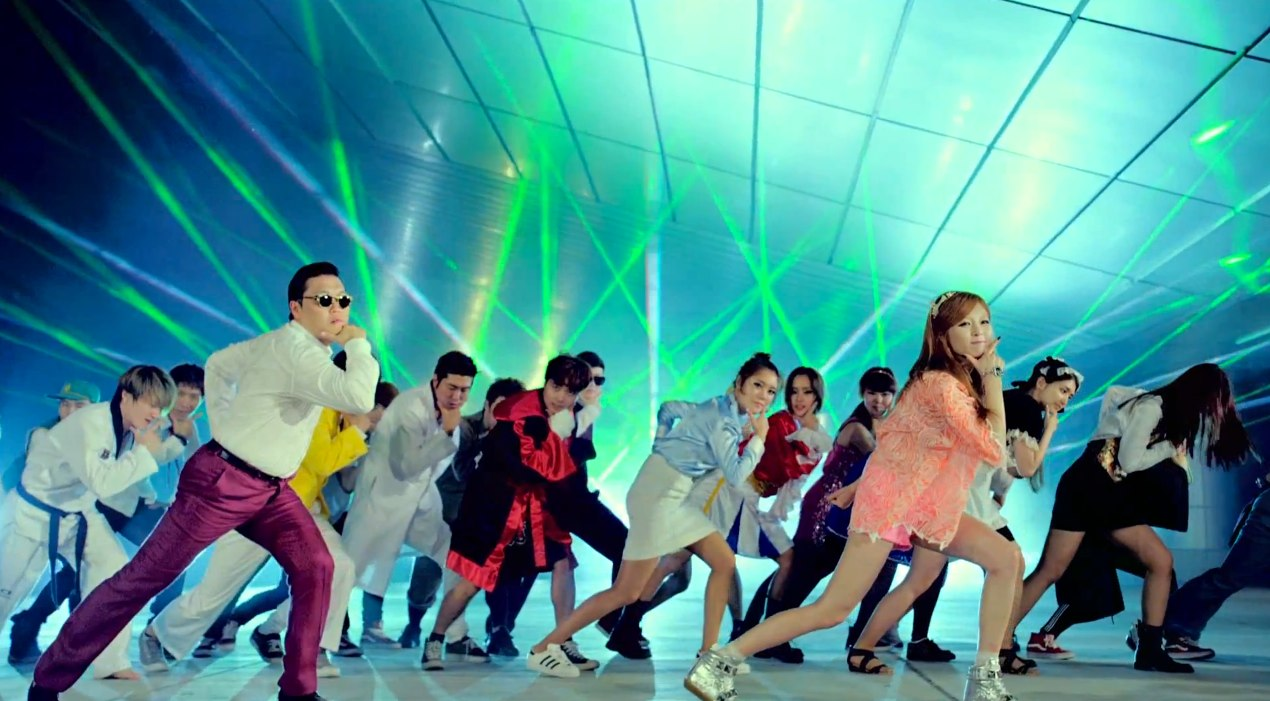 Gangnam Style | HD Wallpapers