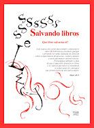 SALVANDO LIBROS