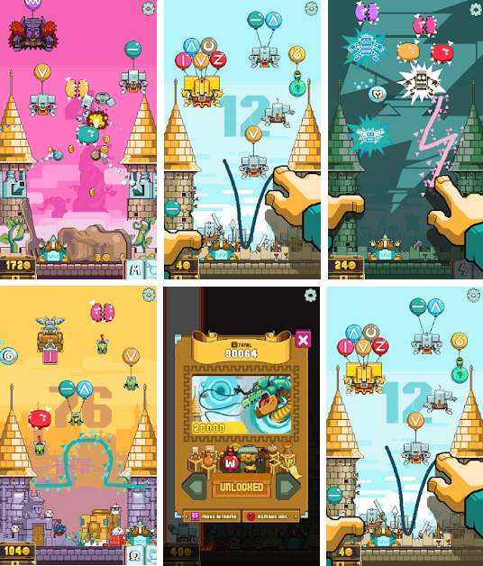 Magic Touch Wizard for Hire Mod Apk