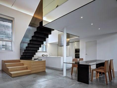 ilia estudio interiorismo: Diseño de Loft en Milán, un ...