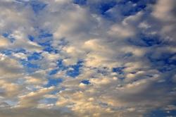 Der Himmel freut sich...
