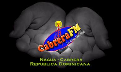 ESCUCHA CABRERA FM, 89.1, CLIC EN LA IMAGEN Y RECIBE LA MEJOR MUSICA