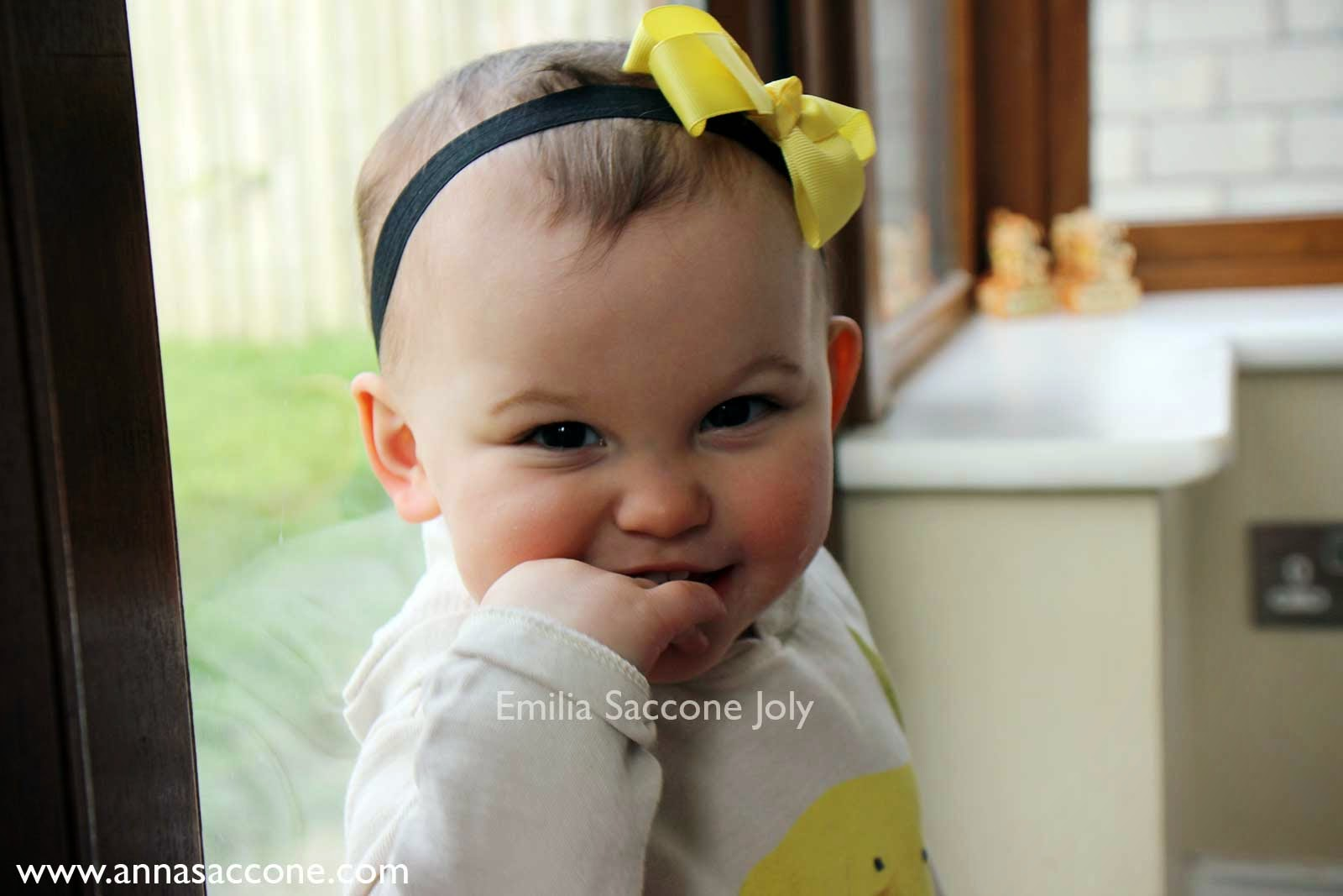 Zara baby hair accessories - Fashion Friday Family Of Four