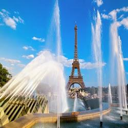 Viaje pendiente; París.