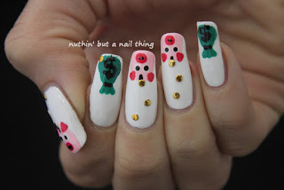 piggy bank nails