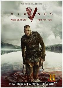 Vikings 3 Temporada Torrent HDTV