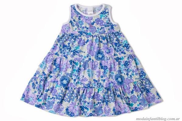 Gabriela de bianchetti vestidos niñas primavera verano 2014