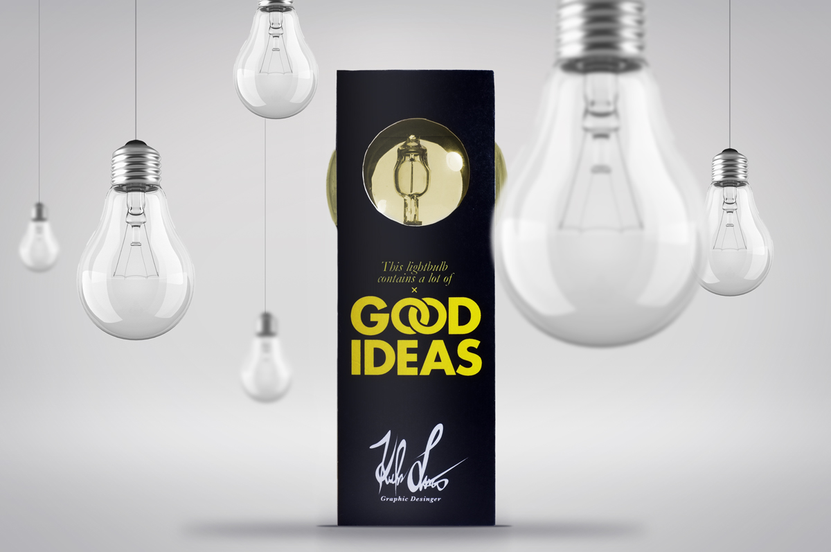 good ideas x self promotion student project - Self Promotion Ideas How To Promote Yourself And Your Brand