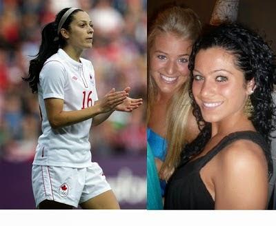 Jonelle Filigno - Atlet Soccer