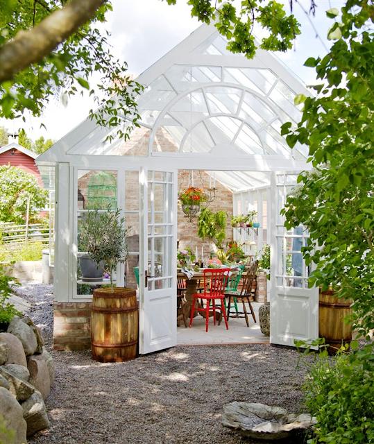 Invernaderos para jardines especiales plantas - Invernaderos de jardin ...