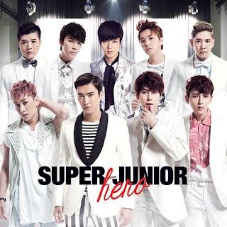 download SUPER JUNIOR - Hero