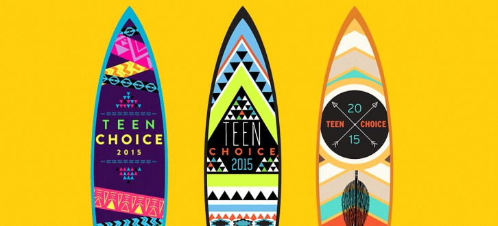 Teen Choice Awards 2015 - First Nominees Announced
