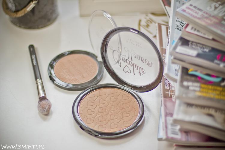 makeup revolution chocolate heaven