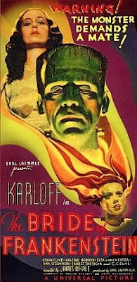 The Bride of Frankenstein (1935) Poster
