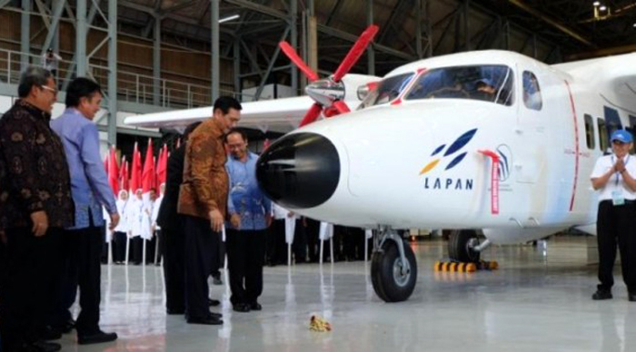 PT DI dan Lapan roll out N-219