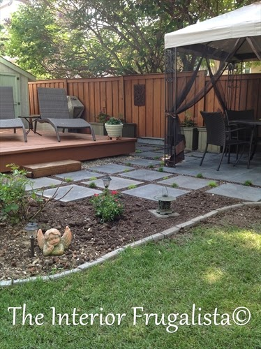 Outdoor living space expansion AFTER