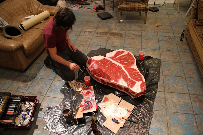 T-Bone Steak Pinata