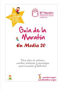Participamos de la Maratón de Lectura