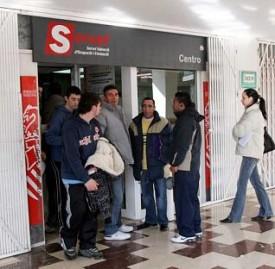 Nap i col comprom s pide al nuevo concejal de empleo una for Oficina servef