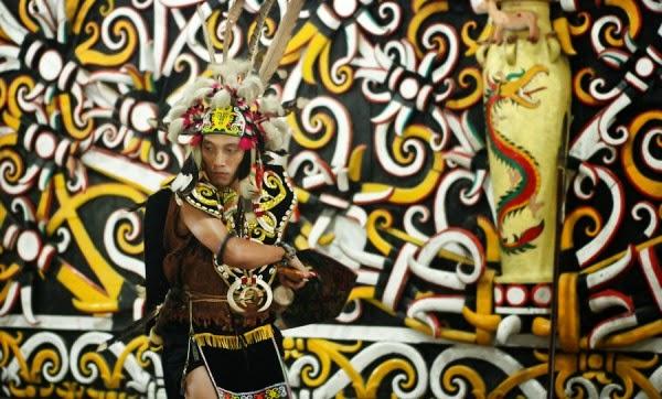 borneo tour  Bersama Borneo Kalimantan Ecotour