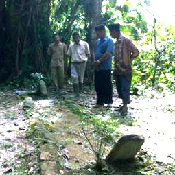 Misteri Kuburan Panjang Empat Meter Yang Dijaga Harimau Sumatera