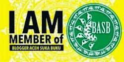 Blogger Aceh Suka Buku