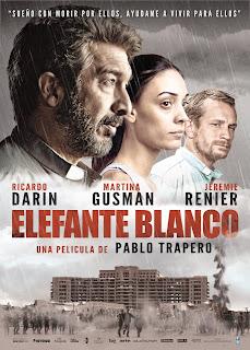 Filme Poster Elefante Branco DVDRip XviD & RMVB Legendado