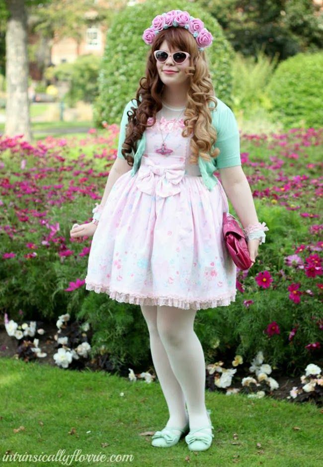 Intrinsically Florrie, kawaii, Lolita Look, Pastel Lolita