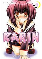 Karin Tomo 1
