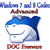 ADVANCED Codecs 4.7.0 for Windows 7 and 8 Full Version Free Download