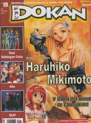 Portada Revista Dokan 19