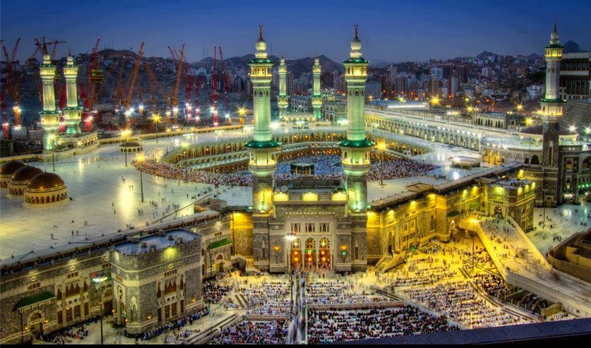 Koleksi Kitab-Kitab Klasik di Masjidil Haram