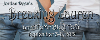 {Review+G!veaway} Breaking Lauren by Jordan Deen