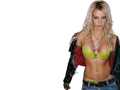 Britney Spears Bikini Wallpapers