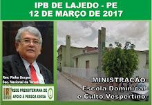 12.03.2017 - IPB LAJEDO