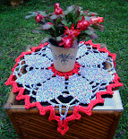 Toalhinha Floral