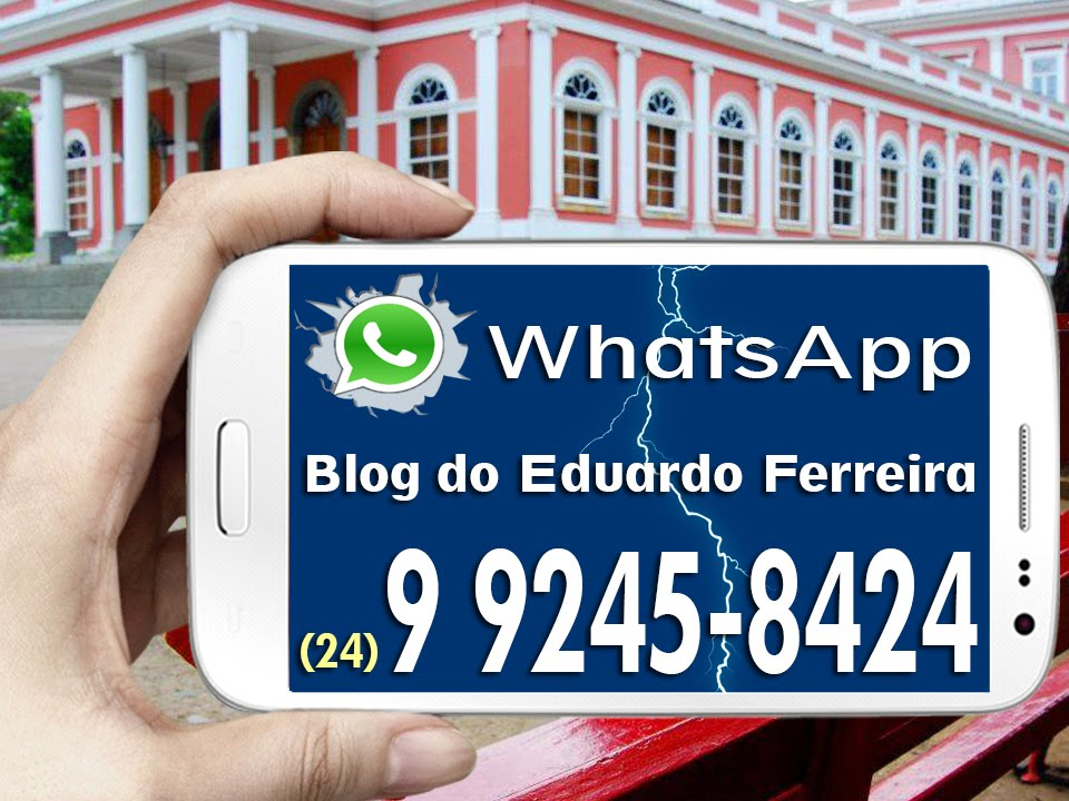 WhatsApp do Blog