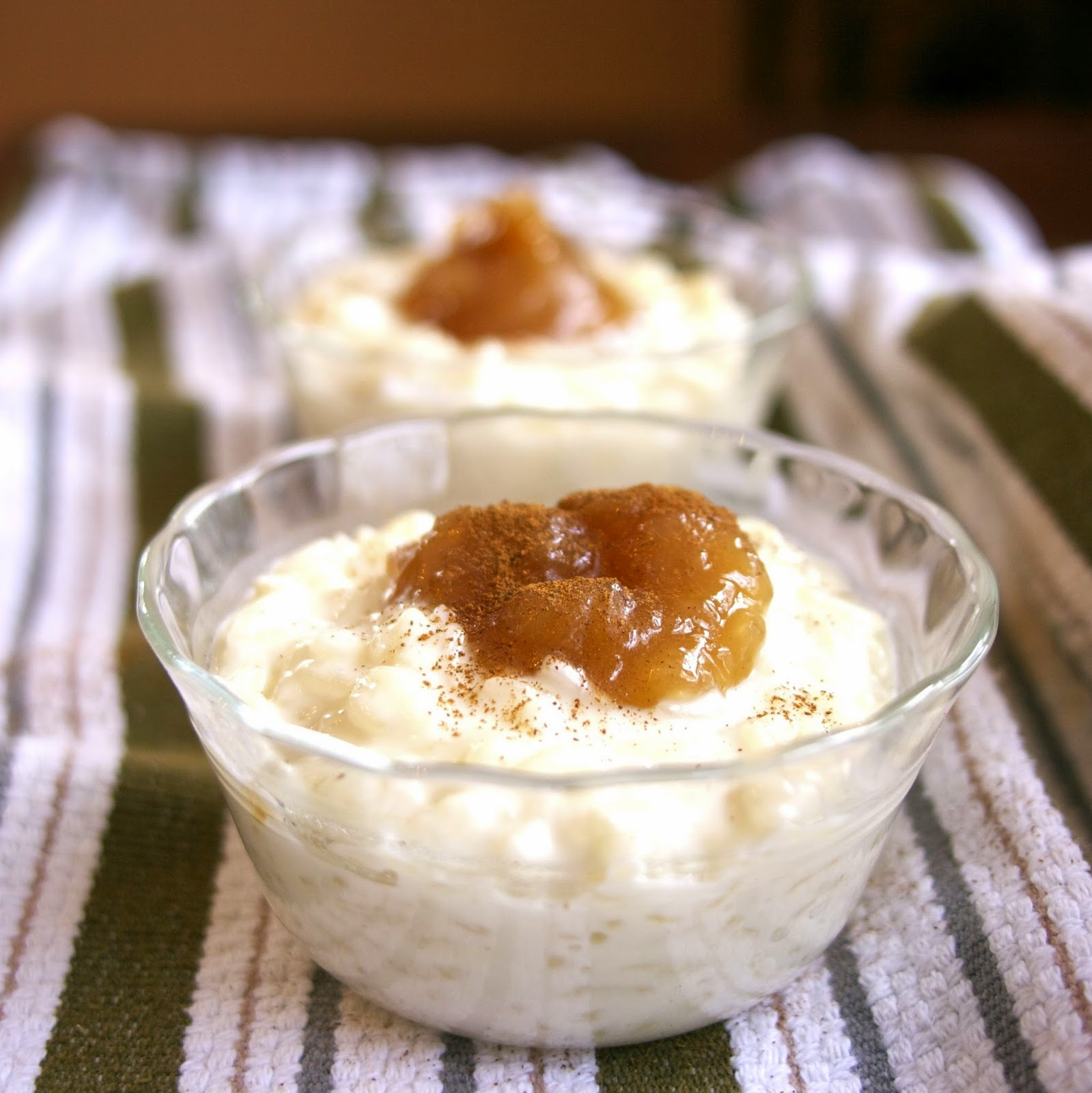 Arborio Rice Pudding: simplelivingeating.com