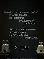 Visita à Bodega Sin Fin (Mendoza)