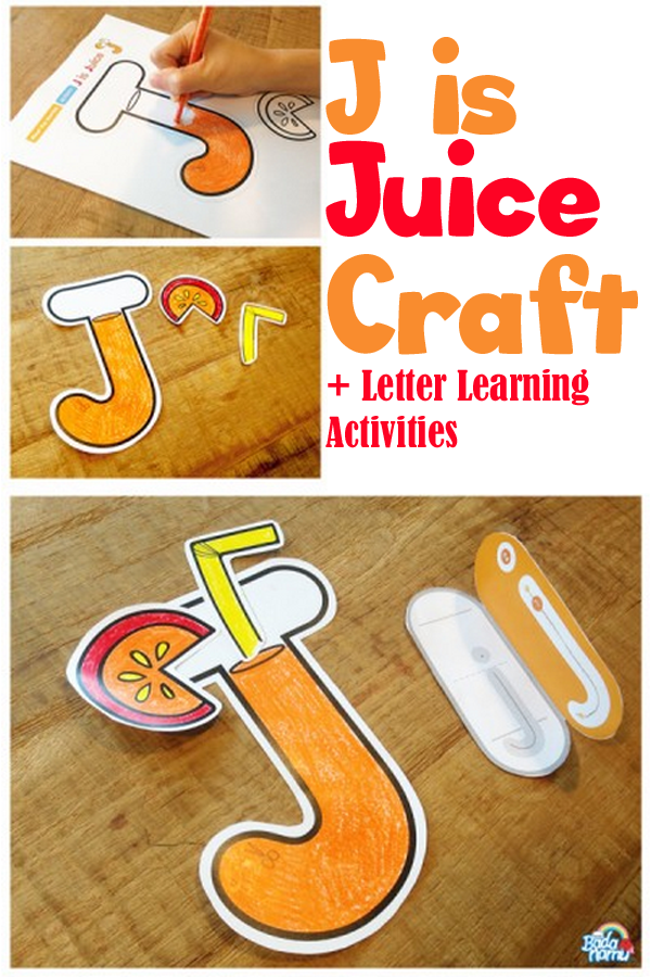 letter j art projects for preschoolers j is juice craft and letter learning activities with 557