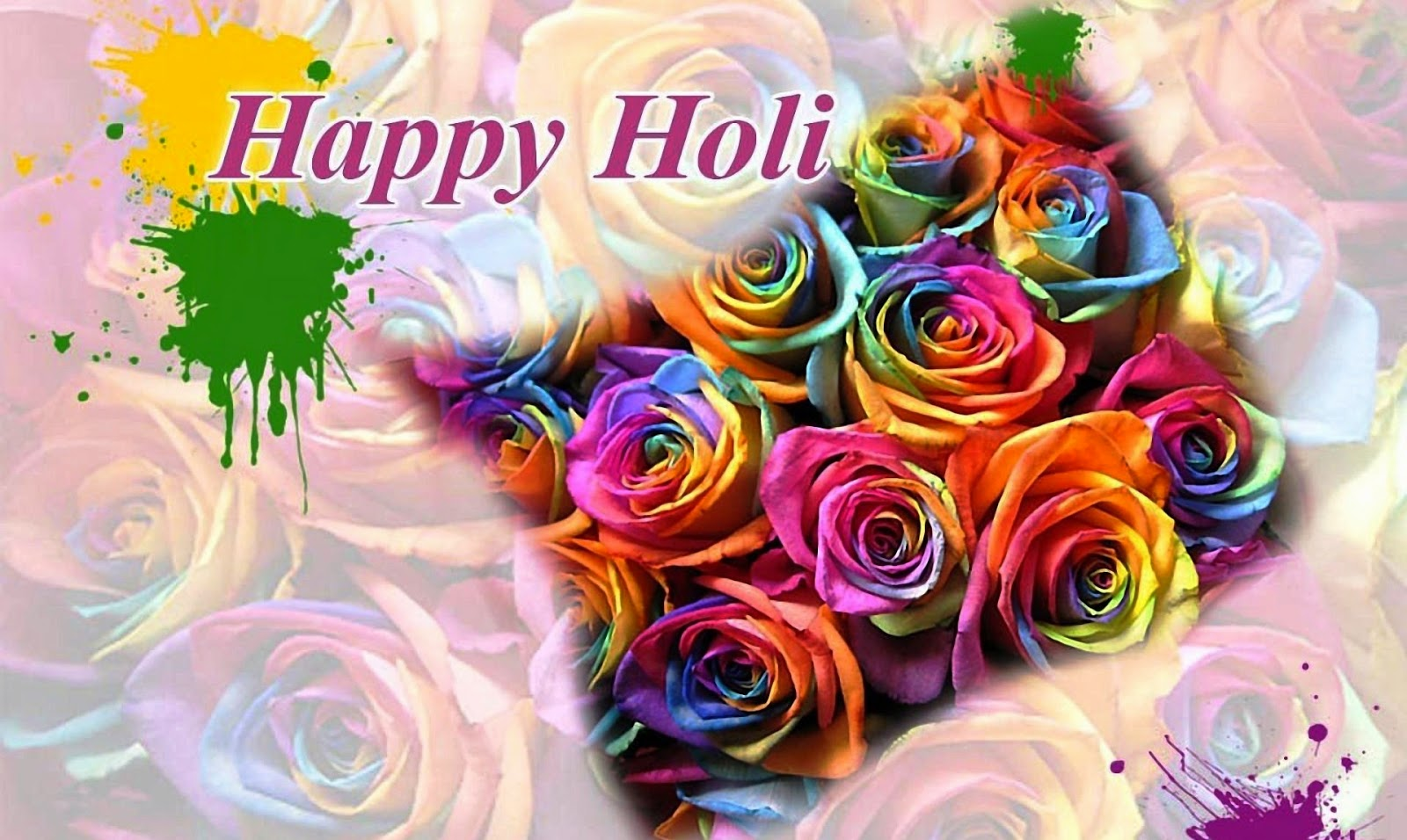 Free Download HD Holi Images Wallpapers