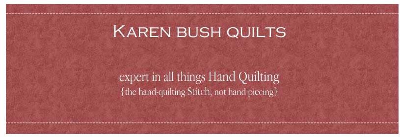 Karen Bush Quilts