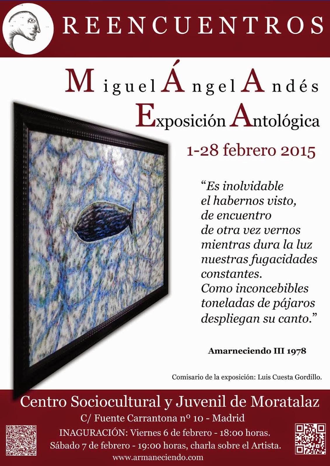 "Exposición ""Reencuentros"""