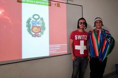 FESTIVALS AND SPORTS (Peru)