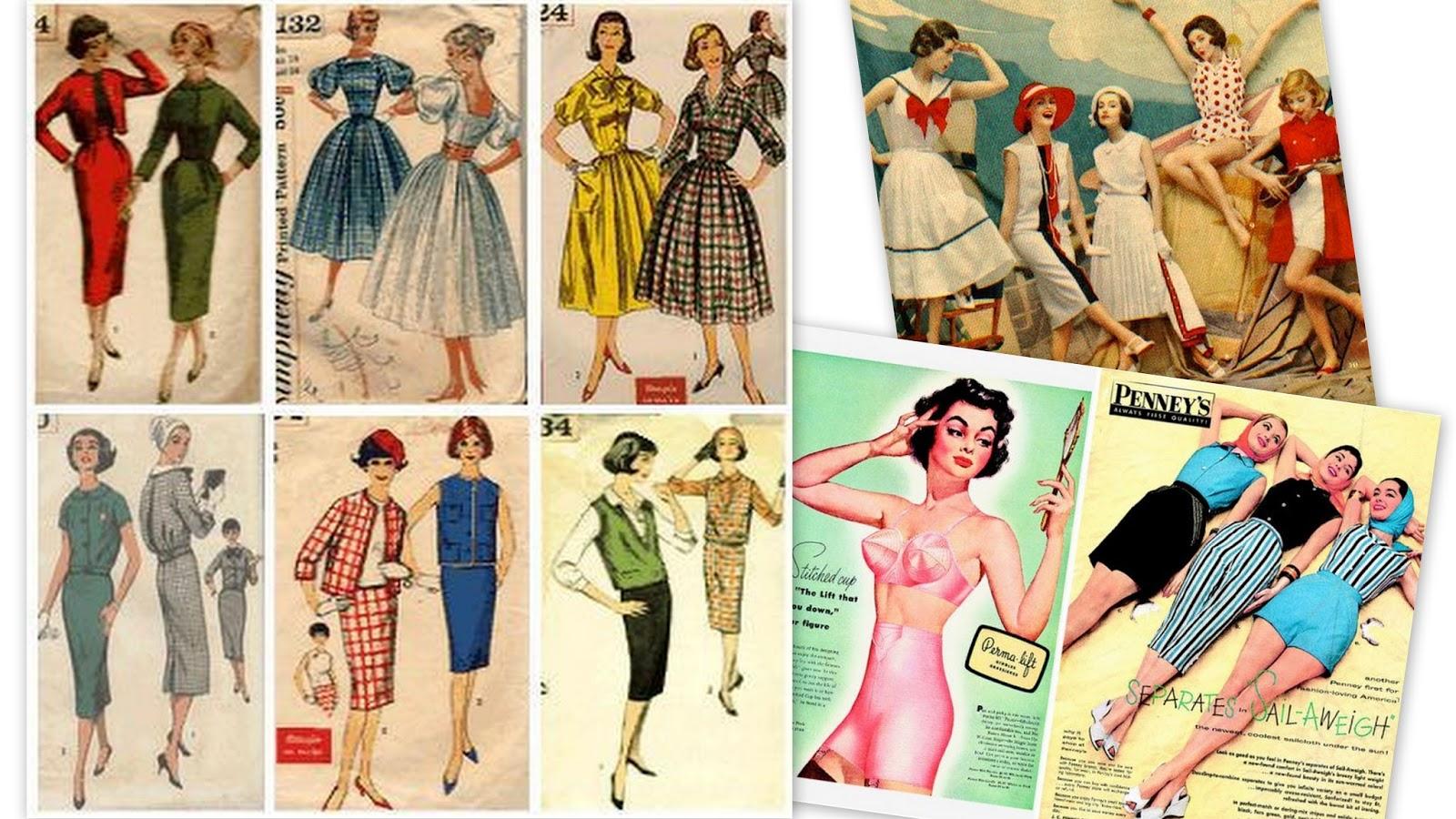 moda-feminină-a-anilor-50