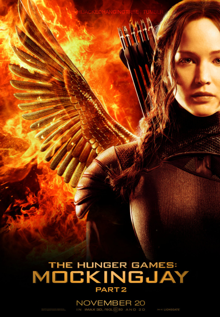 Needless things movie review the hunger games mockingjay part 2