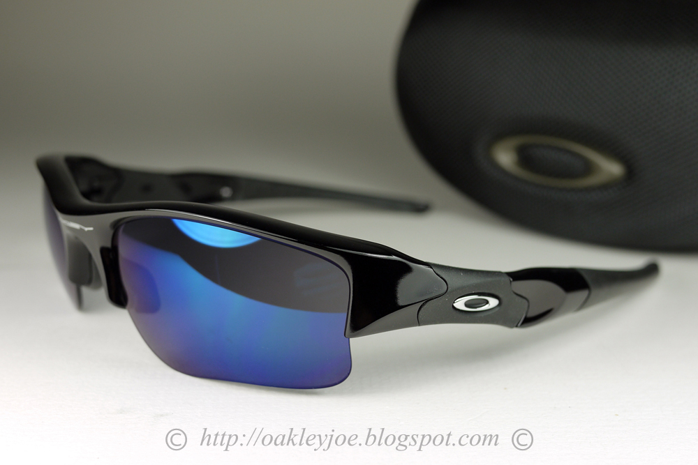 oakley flak jacket jade iridium polarized lenses